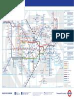 Plano Metro Londres