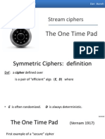 Stream Cipher