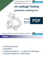 ASIEPI WP5 WebEvent2 04 TestingMethods