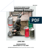 Army - FM3 23X30C1 - Grenades and Pyrotechnics Signal