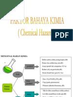 FAKTOR BAHAYA KIMIA