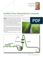 Synthetic Grass Geomembrane Composite at LiteEarth