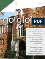 University of Toronto Online TEFL Brochure
