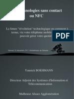 Technologie NFC