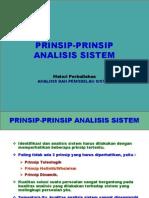 4_Prinsip Analisis Sistem