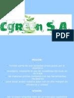 Green Presentacion empresa