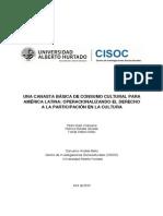Pedro Guell Consumo Chile
