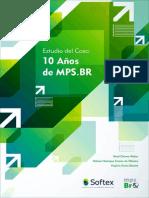 Softex MPS.br 10 Anos Espanhol