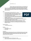 unit 2 - description and plan