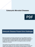 Eukaryotic Microbial Diseases