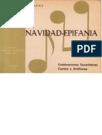 Ediciones Instituto Pontificio San Pio X - 04 Navidad - Epifania (Aragües)