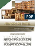 PROYECTO DE INVERSIONES -  HOTEL.pptx