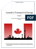 transport energy group assignment finale