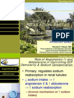 Water and Sodium Regulation Part 2