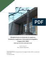 2012 Teoria Filosogia Uruguay