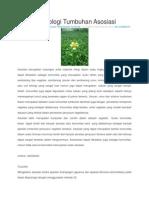 asosiasi tumbuhan