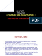 construction for architecture