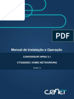 Manual_pt Conversor Coaxial HPNA 3.1 Home Networking(2)