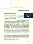 Analisis Del Discurso en Psicologia Social