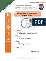 Cadena de Frio en Leches y Productos Lacteos Tpl
