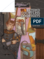 Beyond Countless Doorways - A Planar Sourcebook