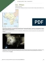 Les Espèces Menacées... Afrique