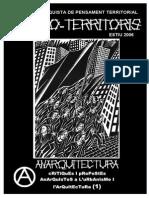 Anarco-territorios. Anarquitectura  Críticas y propuestas críticas al urbanismo I. N° 4 ∙ 2006