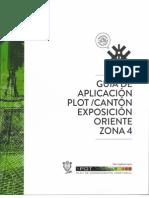 Plot Canton Exposición Zona 4 - 1/2