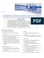 2015 NYSAC Legislative priorities