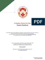Handbook Csg