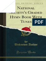 National Societys Graded Hymn Book With Tunes 1000087522
