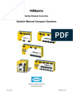 HI 800 141 E HIMatrix Compact Systems System Manual