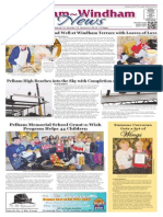 Pelham~Windham News 1-2-2015
