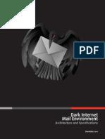 Dark Internet Mail Environment December 2014
