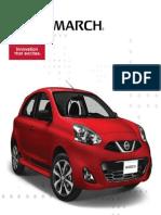 Catalogo Nissan March