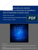 Esp Methodological Revision of the Econometric Analysis of the LEDS for Mexico Ver2 v 2.0