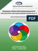 3.1 SPIP Reviu atas Kinerja Instansi Pemerintah