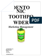 Dentonic Report