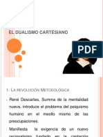 DUALISMO CARTESIANO