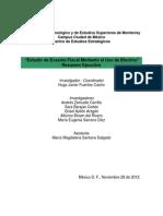 """Estudio Sobre Evasión Fiscal en Efectivo 2012 """"Porque termino el IDE"""""""