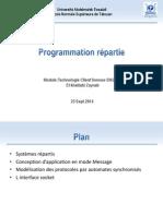Programmation répartie