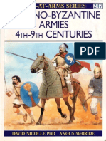 [E-Book - Storia] David, Nicolle - Angus McBride - Romano-Byzantine Armies 4th-9th Centuries (Osprey Military - Men at Ar