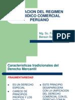 Caracteristicas tradicionales del derecho mercantil