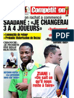 Edition du 13/01/2010