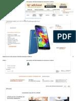 Samsung Galaxy s5 SM G900h Desbloqueado-Azul _ Compra Ahora en Linio México