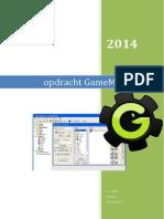 opdracht GameMaker 2