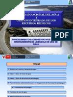 6 Ing. Alonzó Zapata Derechos de Uso de Agua