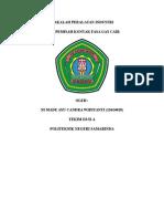 MAKALAH PERALATAN INDUSTRI ALAT PEMISAH KONTAK FASA GAS CAIR 2007.doc
