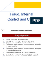ch08 Fraud, Internal Control and Cash