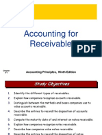 ch09 Accounting for Receivables